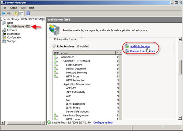 So You want IIS 7 5 – PHP – ASP – MySQL – PHPMyAdmin
